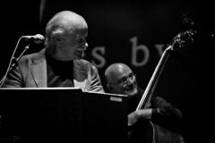 Franco Testa con Gino Paoli
