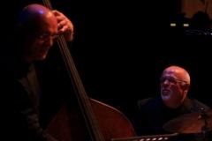 Franco Testa con Ellade Bandini - Umbria Jazz