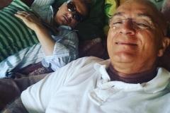 Momenti di relax con Danilo