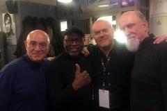 Franco Testa, Jhon Scofiel, Roberto Gatto, Louis Nash