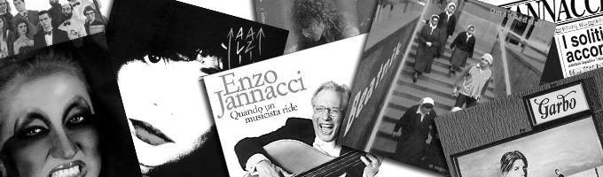 Franco Testa - Discografia